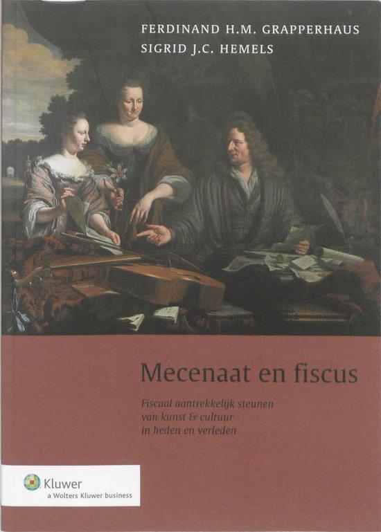 Mecenaat en fiscus - F.H.M. Grapperhaus |