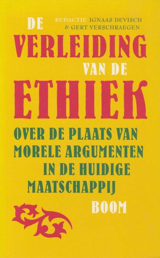 De Verleiding Van De Ethiek - Ignaas Devisch pdf epub