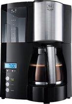 Melitta Optima Timer - Koffiezetapparaat - Zwart
