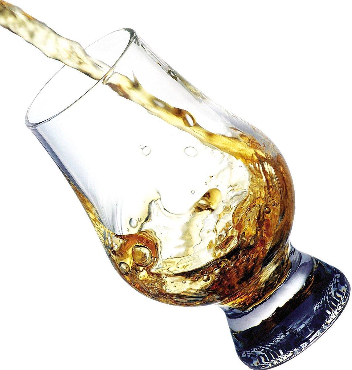 Glencairn glazen - 6 stuks -