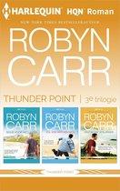 HQN Roman e-bundel - Thunder Point 3e trilogie