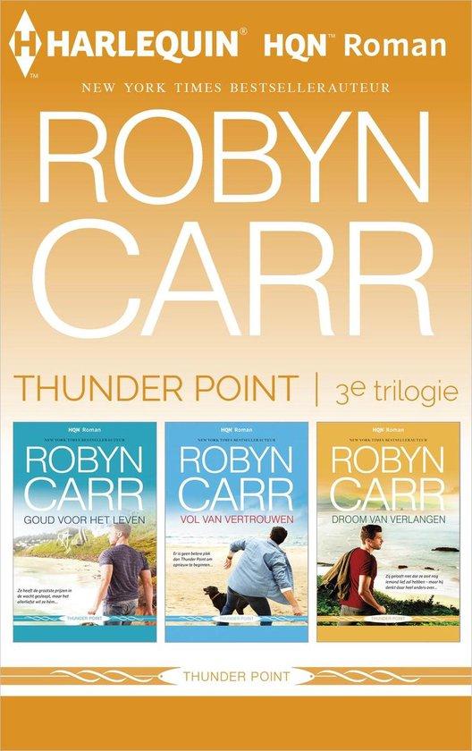 HQN Roman e-bundel - Thunder Point 3e trilogie - Robyn Carr  