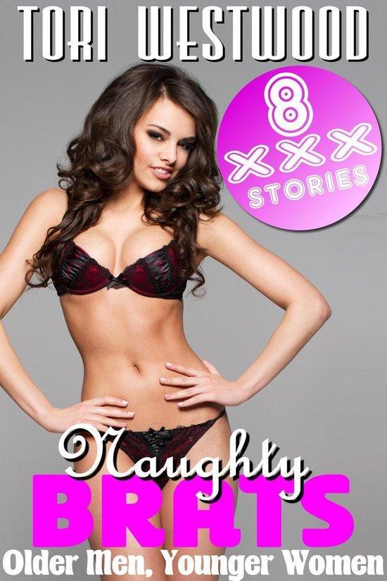 Naughty Brats : Older Men Younger Women (8 XXX Stories)