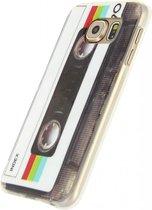 Xccess TPU Case Samsung Galaxy S6 Retro Tape