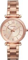 Fossil Rosékleurig Vrouwen Horloge ES4301