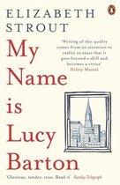 Boekomslag van 'My Name Is Lucy Barton'