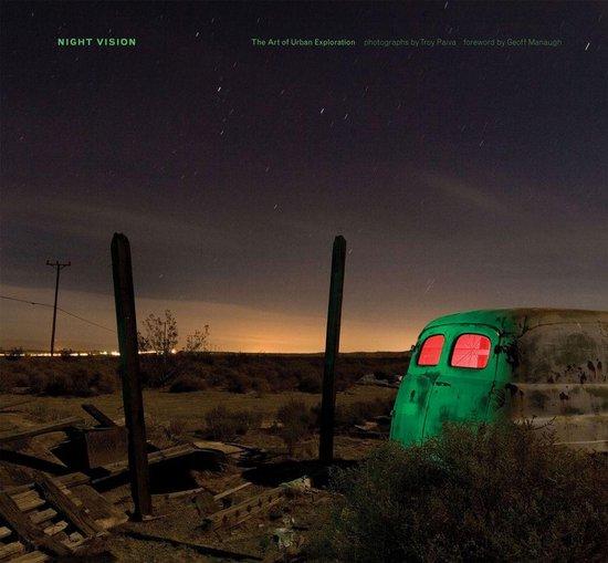 Boek cover Night Vision van Troy Paiva (Onbekend)