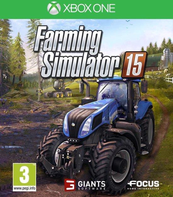 Farming Simulator 2015 – Xbox One