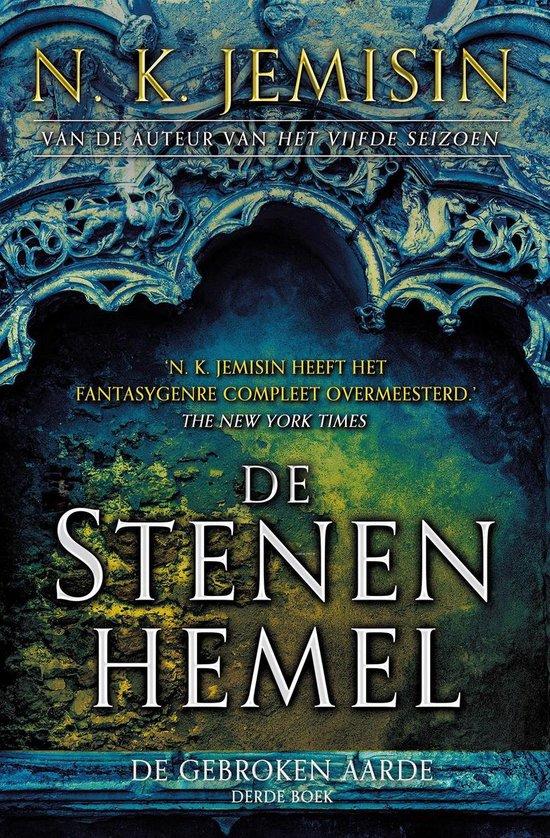 De gebroken aarde 3 - De Stenen Hemel - N.K. Jemisin |