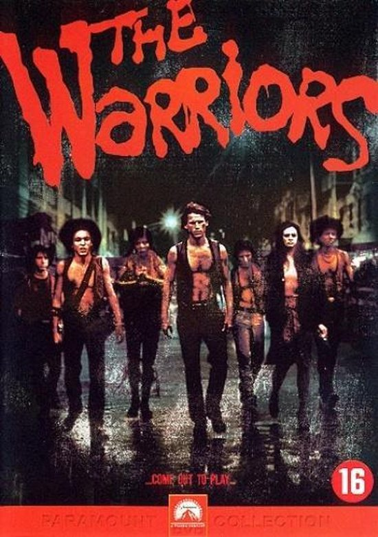 Cover van de film 'The Warriors'