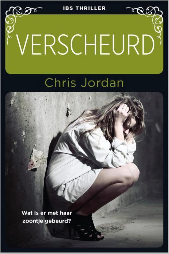 Verscheurd - Chris Jordan |