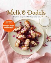 Boek cover Melk & Dadels van Nadia Zerouali (Hardcover)