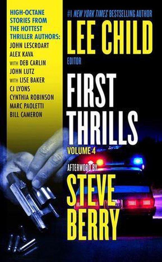 Omslag van First Thrills: Volume 4