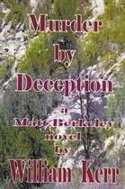 Boek cover Murder by Deception van William Kerr