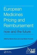 Omslag European Medicines Pricing and Reimbursement