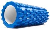 Fascia rol / massage roller »Anasuya« foam roller / pilates rol / therapie roller voor zelfmassage / Meerdere kleuren verkrijgbaar. De foam rol is ideaal voor fasciale (bindweefsel) training van de rug, dijen. Afmetingen: L34cm x D14cm : blauw