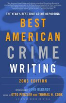 Omslag The Best American Crime Writing: 2003 Edition