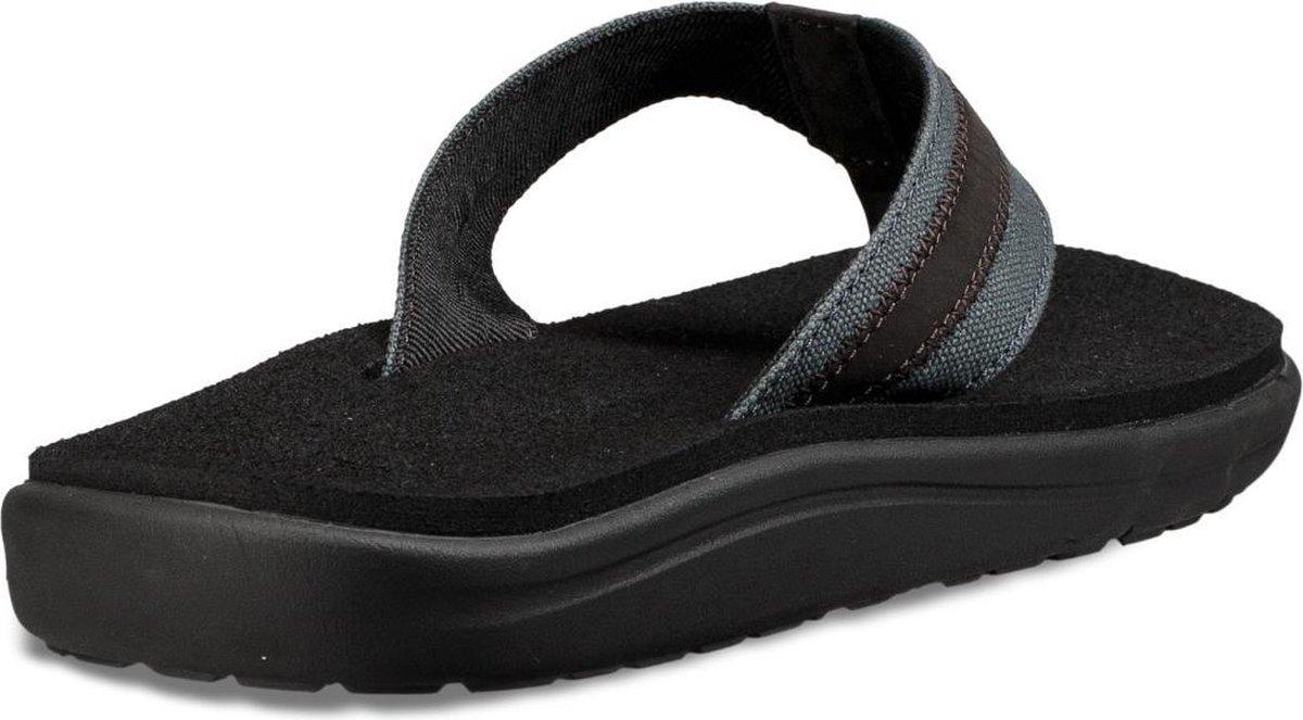 Teva Voya Flip Heren Slippers Dark Shaddow Maat 45.5