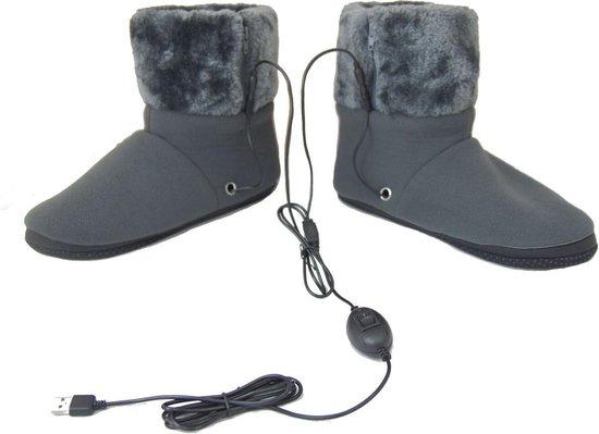 Obbomed MF-2305L elektrische voetverwarming – verwarming doormiddel van een USB-kabel- heerlijk warme voeten- maat 40 tot 44