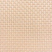 64 x 64 cm Aida 6 count borduurstof grof ivoor - 2,4 kruisjes per cm -borduurstramien voor kinderen en volwassenen - katoenen borduurstof
