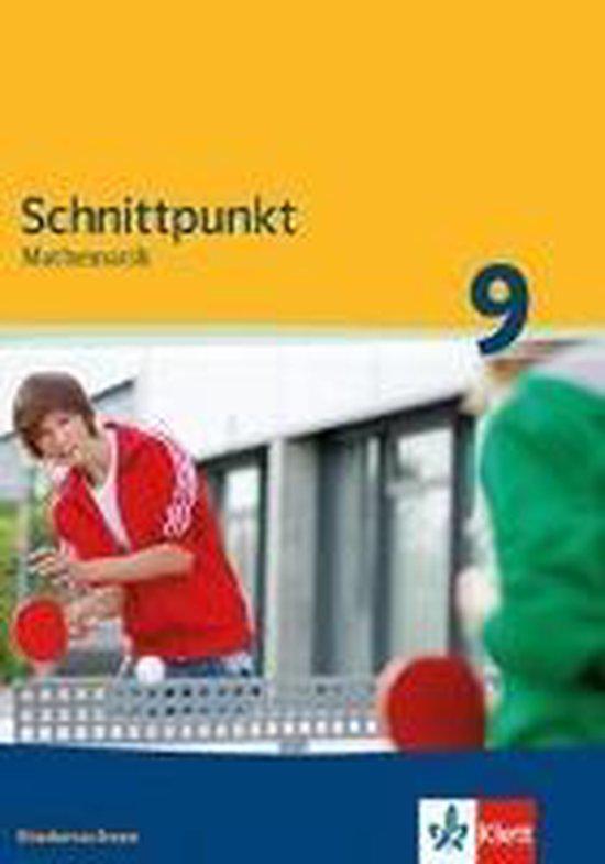 Schnittpunkt Mathematik - Ausgabe für Niedersachsen. Schülerbuch 9. Schuljahr - Mittleres Niveau