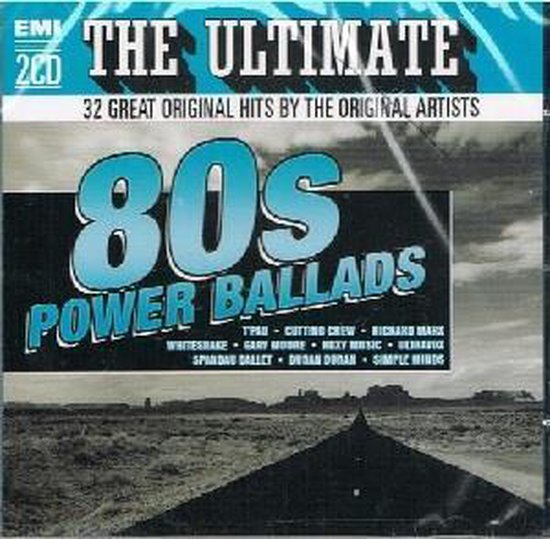 Ultimate 80'S Power..