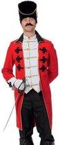 Rode garde jas 54 (xl)