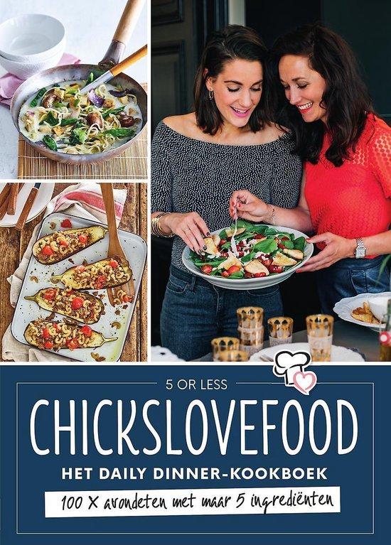 Afbeelding van Chickslovefood - Het daily dinner-kookboek