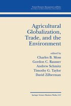 Boek cover Agricultural Globalization Trade and the Environment van Onbekend