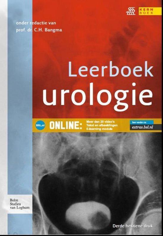 Leerboek urologie - none  
