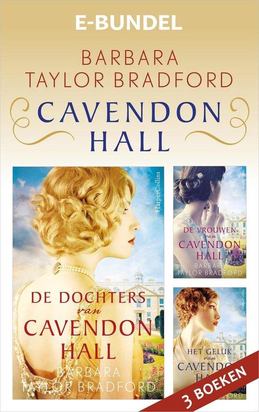 Boek cover Cavendon Hall van Barbara Taylor Bradford (Onbekend)