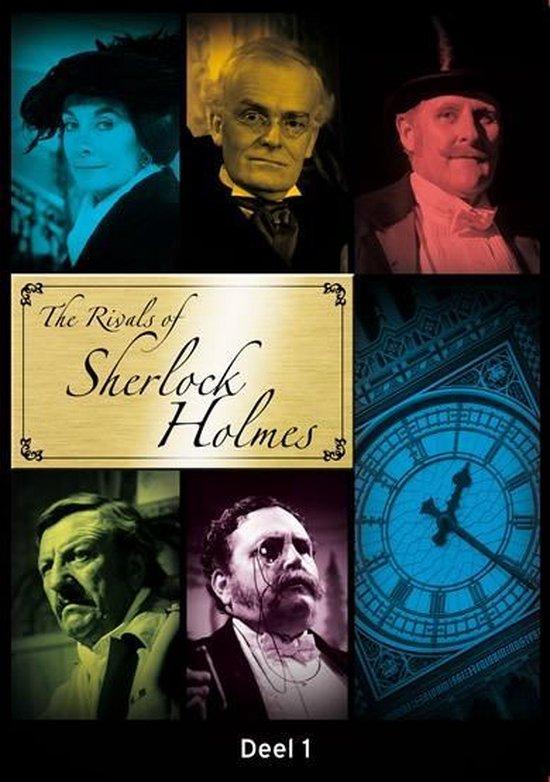Cover van de film 'Rivals Of Sherlock Holmes - Deel 1'
