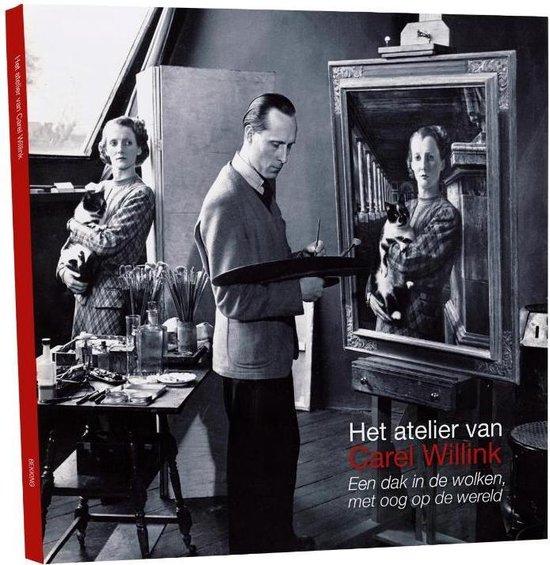Cover van het boek 'Het atelier van Carel Willink'
