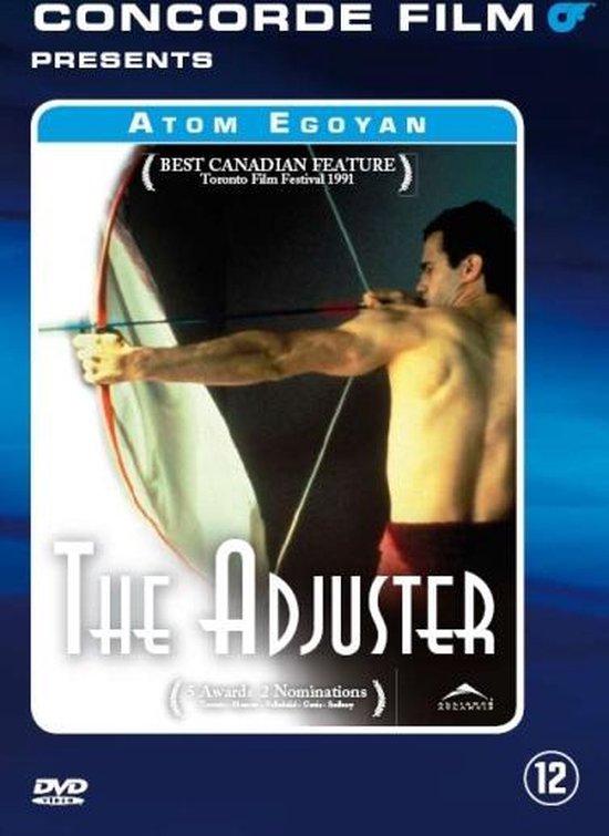 Cover van de film 'Adjuster'