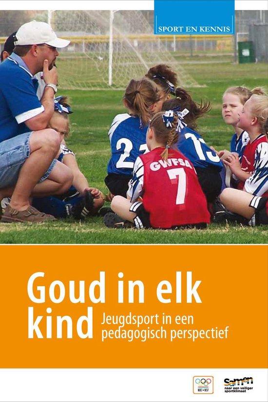 Sport en Kennis - Goud in elk kind - Henk Van Der Palen | Readingchampions.org.uk