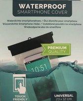 Waterdichte Hoesje voor alle Telefoons tot 6 inch  - Waterproof Case / Pouch – voor onder andere Apple iPhone 8 (Plus) / 7 (Plus) / 6/6s (Plus) / 5/5S/5C/SE / Samsung Galaxy S7 / S6 (Edge) / Huawei P10 (Lite)
