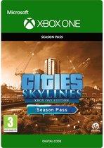 Cities: Skylines - Season Pass - Xbox One