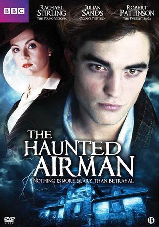Cover van de film 'Haunted Air Man'