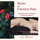 Roses of Crimson Fire