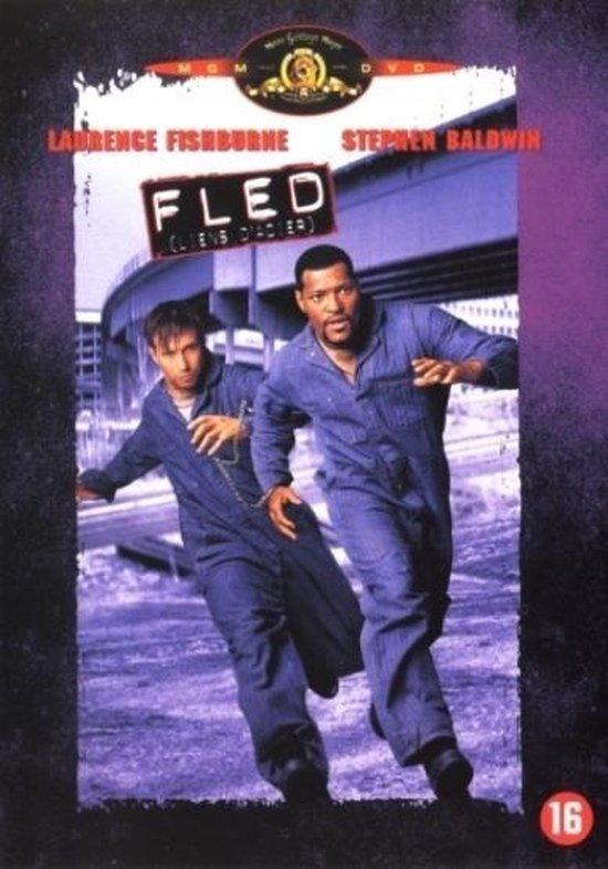 Cover van de film 'Fled'