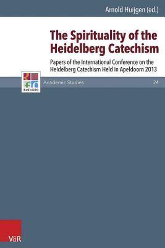 Boek cover The Spirituality of the Heidelberg Catechism van  (Hardcover)