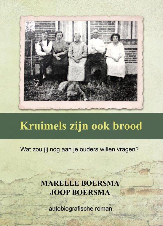 Kruimels zijn ook brood - Marelle Boersma | Readingchampions.org.uk