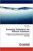 Economic Techniques for Effluent Treatment