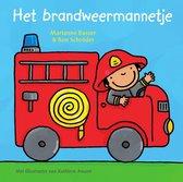 Prentenboek Het brandweermannetje