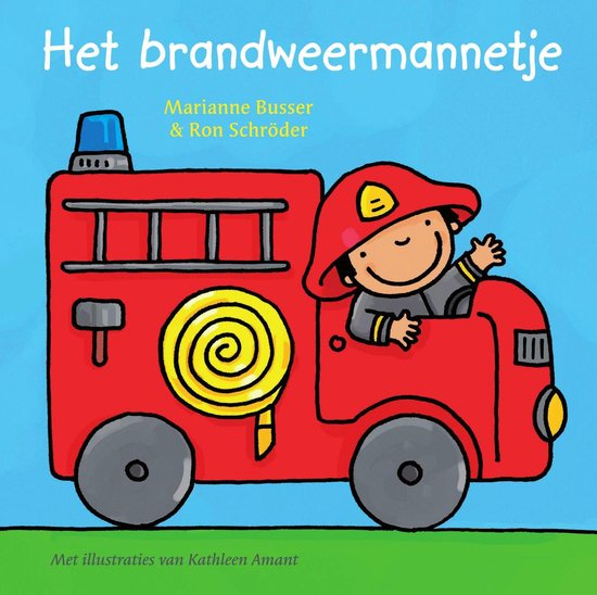 Het brandweermannetje - Marianne Busser |