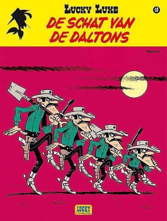 Lucky Luke 48. De schat van de Daltons - Morris |