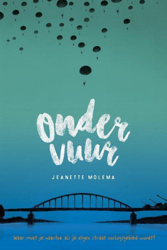 Onder vuur - Jeanette Molema | Readingchampions.org.uk