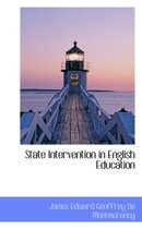 State Intervention in English Education