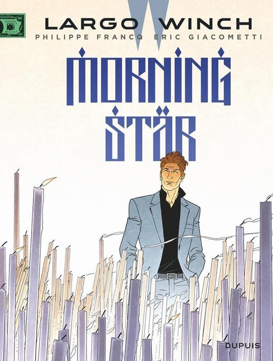 Largo winch 21. morning star - Philippe Francq |