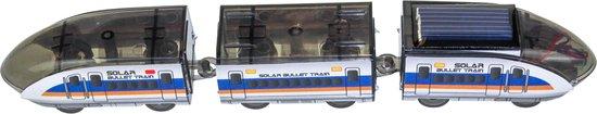 United Entertainment - Educatieve DIY Speelgoed - Trein op zonne-energie